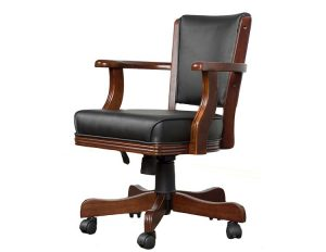 Caster Chair Main 300x232 - Table Poker Chairs with Casters