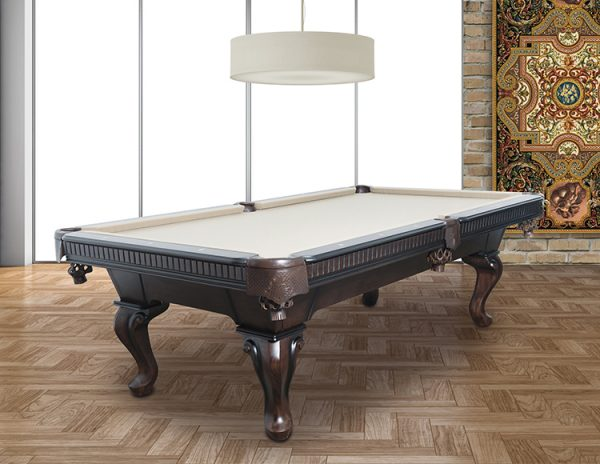 Cleveland Pool Table by Presidential Billiards