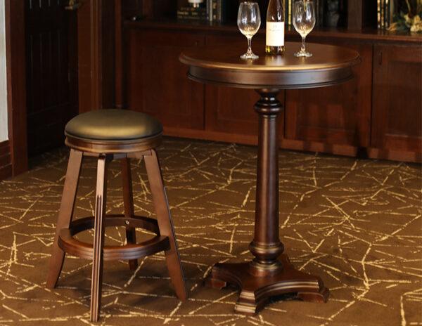 Hamilton Pub Table and Stool