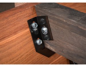 Internal Beam Bracket 2 300x232 - Monroe Pool Table