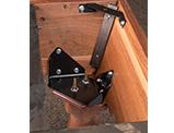 Internal Leg bracket assembly-Icon