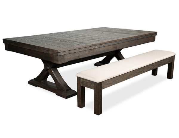 Kariba with bench