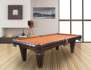 Kruger Billiard Table 300x232 - Kruger Pool Table