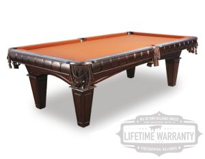 Kruger Table 300x232 - Kruger Pool Table