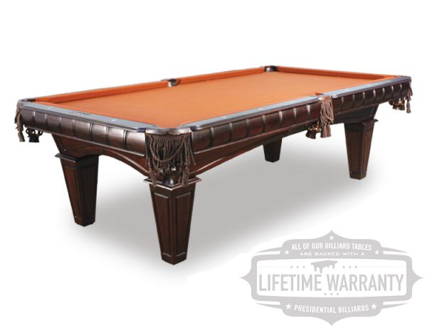 Kruger Pool Table by Presidential Billiards