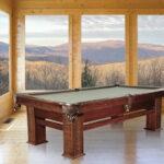 Legend Billiard Table 150x150 - Madison Pool Table