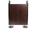 Shuffleboard Cabinet Closed Icon - Presidential Shuffleboard
