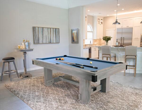 Silverton pool table by Presidential Billiards