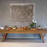 Tyler Shuffleboard with Buffet 1 150x150 - 12' Vienna Shuffleboard Table