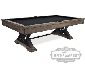 Vienna Pool Table by Presidential Billiards