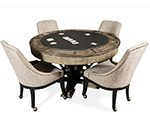 Vienna Poker table and Chairs-Icon