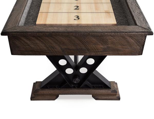 Vienna Shuffleboard close up