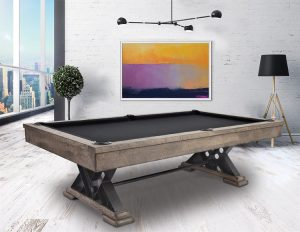 Vienna room setting Main 300x232 - Vienna Pool Table