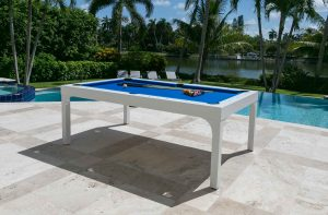 Balcony Outdoor Pool Table