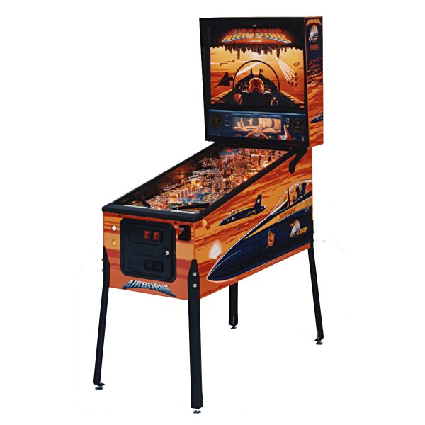 Airborne Pinball Machine by Capcom Pinball