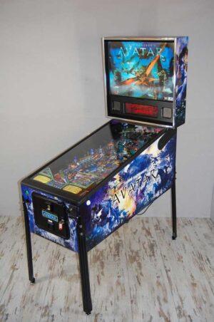 Avatar Pinball Machine by Stern