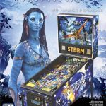 Avatar Pinball Machine flyer