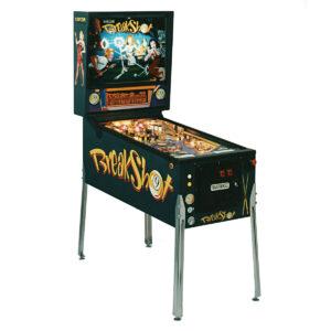 Breakshot Pinball Machine by Capcom Pinball