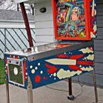 Count-Down Pinball Machine by Gottlieb