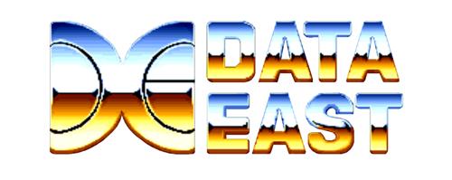 Data East Pinball Logo - Arcade Game Services