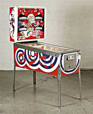Fun-Fest Pinball Machine by Williams