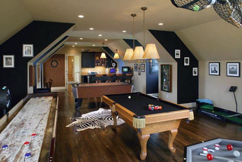 Game Room Planning 1 - Game Room Planning