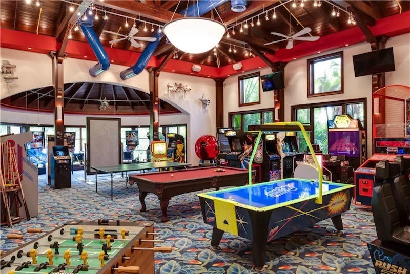 Game Room Planning 2 - Game Room Planning