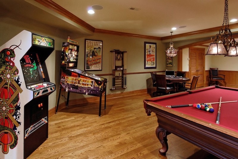 Game Room Planning 4 - Game Room Planning