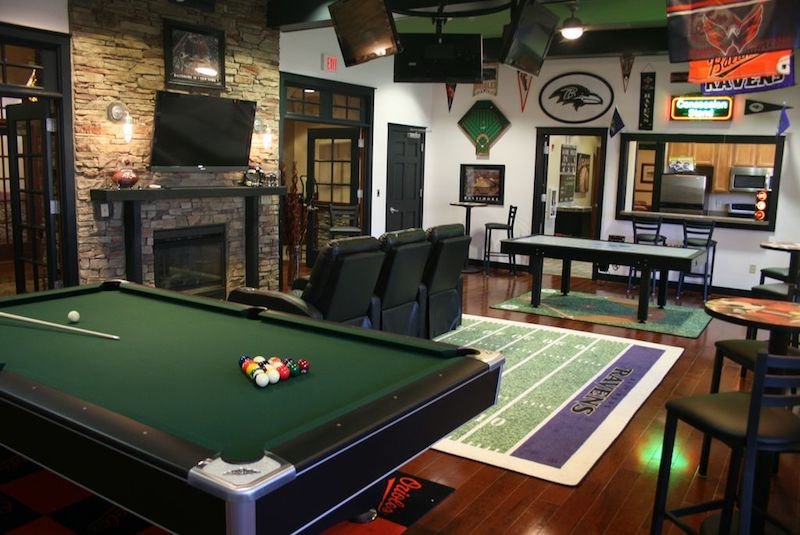 Game Room Planning 7 - Game Room Planning