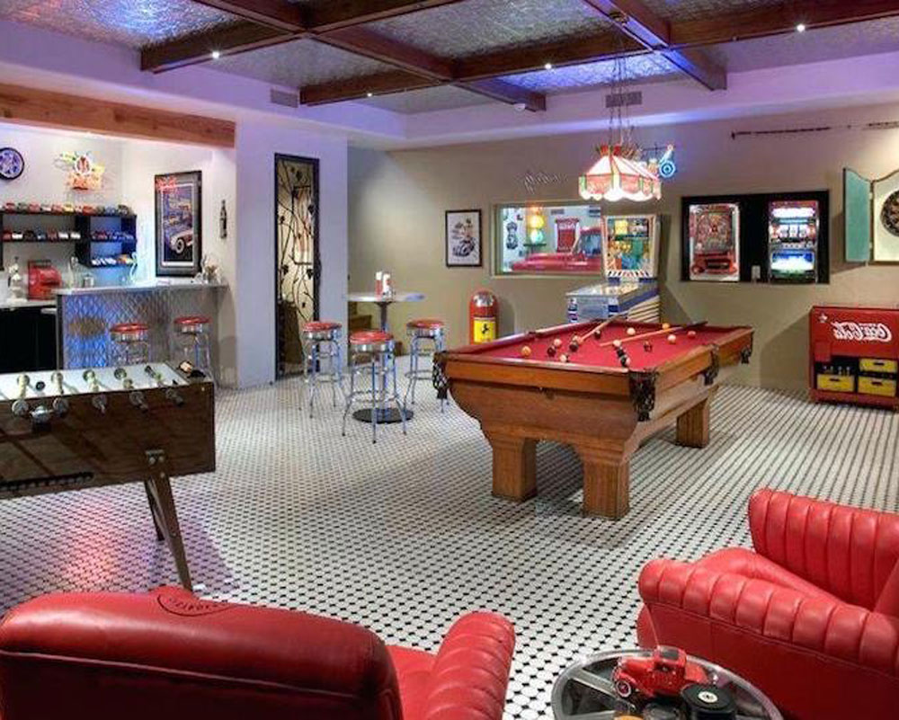 Game Room Planning Cover 1 - Elite Home Service Center