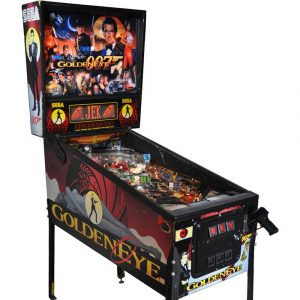 007 Goldeneye Pinball Machine