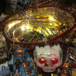 Hook Pinball Machine by Data East