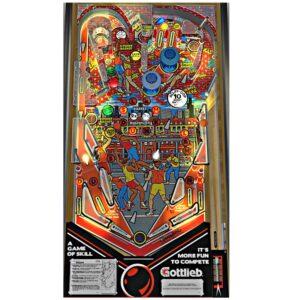 Hoops Pinball 1 300x300 - Hoops Pinball Machine