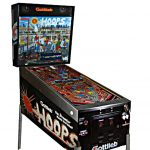 Hoops Pinball Machine by Gottlieb