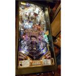 Houdini Pinball Machine Playfield