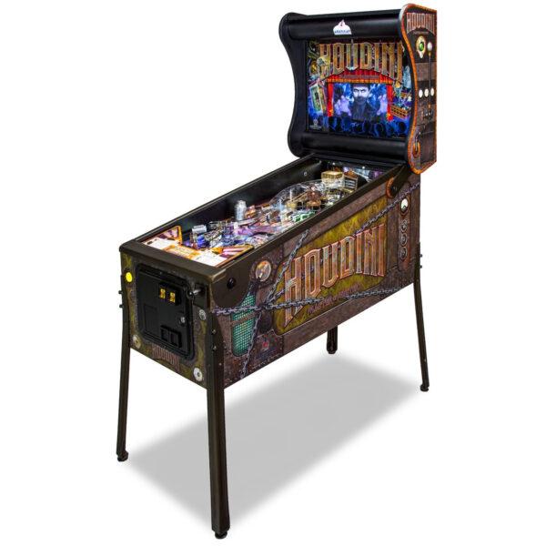 Houdini Pinball Machine