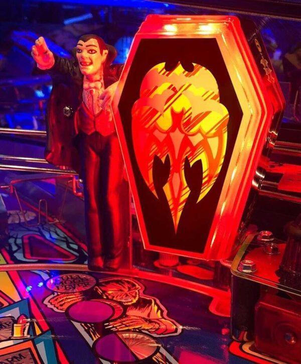 Monster Bash Pinball Machine Elite Home Gamerooms