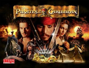 Pirates of the Caribbean Pinball 21 300x231 - Pirates of the Caribbean Pinball Machine