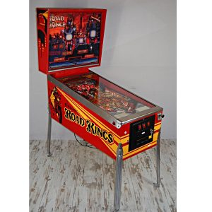 Road Kings Pinball Cover 300x300 - Road Kings Pinball Machine