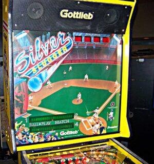 Silver Slugger Pinball 11 300x320 - Silver Slugger Pinball Machine