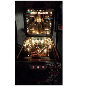 Space Invaders Pinball 2 300x300 - Space Invaders Pinball Machine