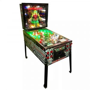 Space Invaders Pinball Cover1 300x300 - Space Invaders Pinball Machine