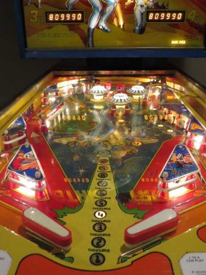 Star Trek Pinball Bally 21 300x400 - Star Trek Pinball Machine by Bally