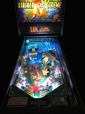 Striker Xtreme PInball 11 300x400 - Striker Xtreme Pinball Machine