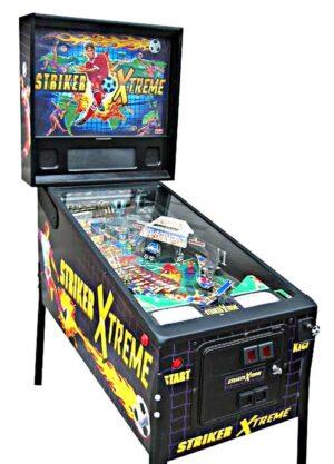 Striker Xtreme Pinball Cover1 300x417 - Striker Xtreme Pinball Machine