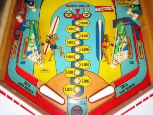 Surf Champ Pinball 11 300x225 - Surf Champ Pinball Machine