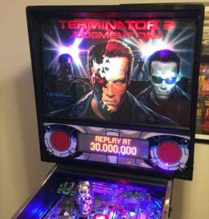 Terminator 2: Judgement Day Pinball Machine