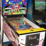 Zodiac Pinball Machine