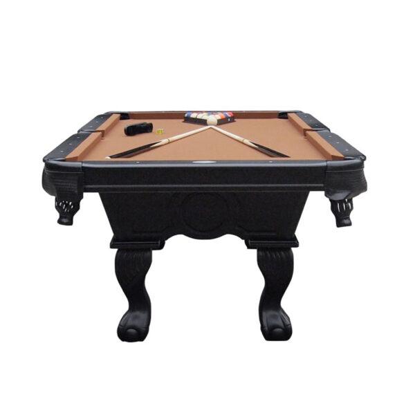 Aventura Non-Slate Pool Table 2