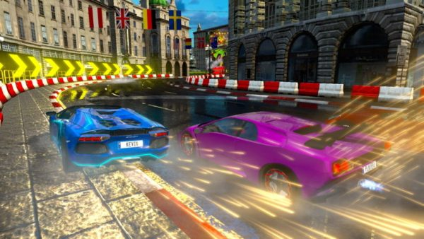 Cruis'n Blast Arcade Game